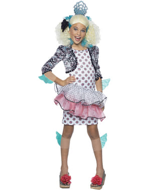 Costume Lagoona Blue Monster High Erasmus bambina