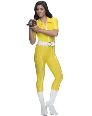Costum April O'Neil Țestoasele Ninja pentru femeie