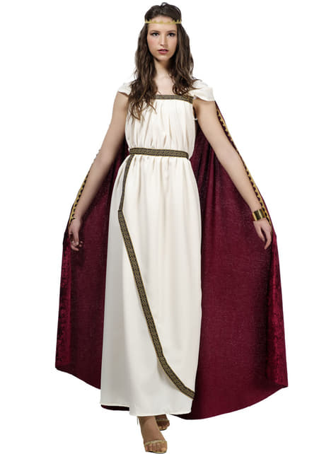 Womens Trojan Queen Costume