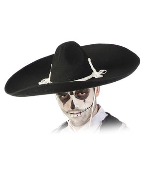 Mariachi klobouk pro dospělé