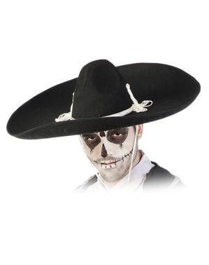 Sombrero mariachi voor volwassenen