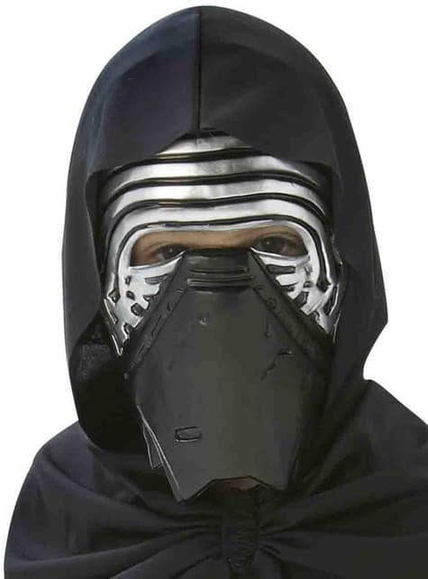 Máscara de Kylo Ren Star Wars Episodio VII para niño