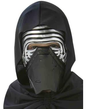 Kylo רן Star Wars מסכת הפרק VII לבן