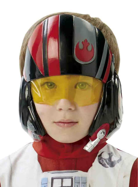 Boys X-Wing Pilot Star Wars Episode 7 Mask