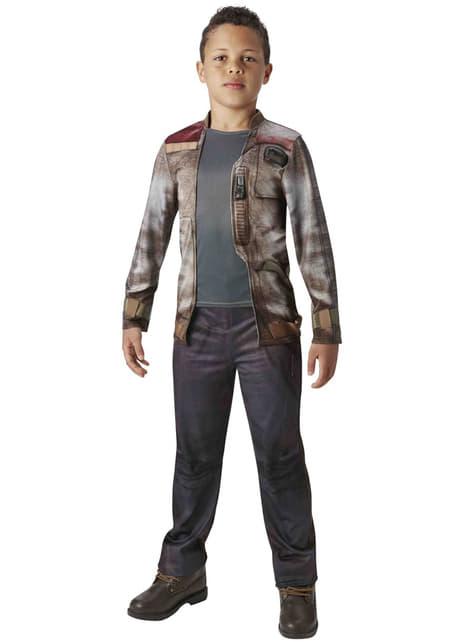 Disfraz de Finn Star Wars Episodio 7 deluxe para adolescente