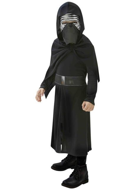 Boys Kylo Ren Star Wars Episode 7 Costume