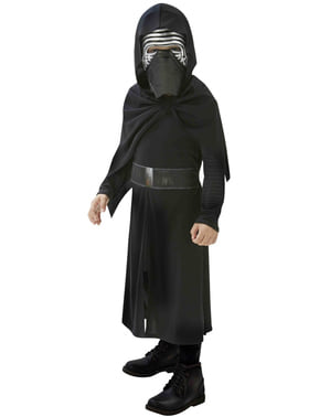 Star Wars: The Force Awakens Kylo Ren Maskeraddräkt Barn