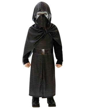 Boys Kylo Ren Star Wars Episode 7 Deluxe Costume