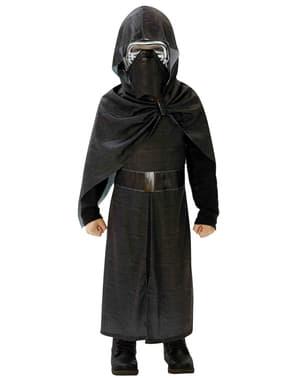 Fato de Kylo Ren Star Wars Episódio VII deluxe para menino