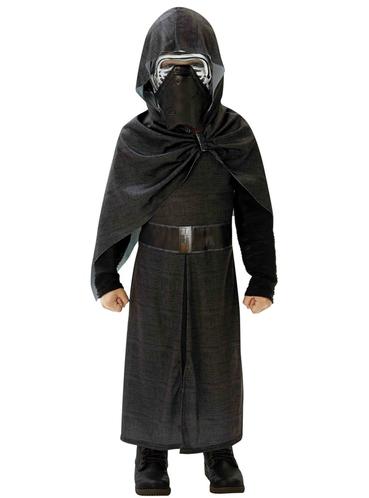 STAR Wars-la forza si sveglia-kylo REN con cappuccio