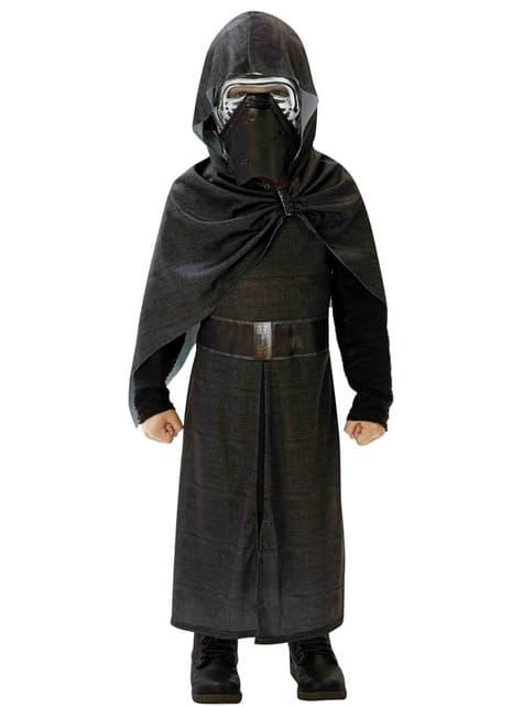 Chlapecký kostým Kylo Ren (Hvězdné Války: Síla se probouzí) deluxe