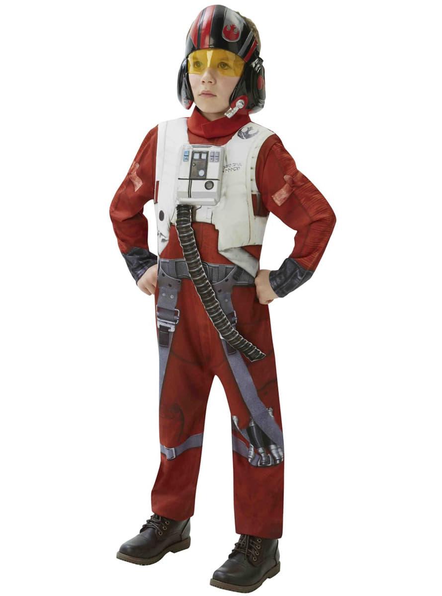 Piloto X-Wing   Carnaval   Star Wars