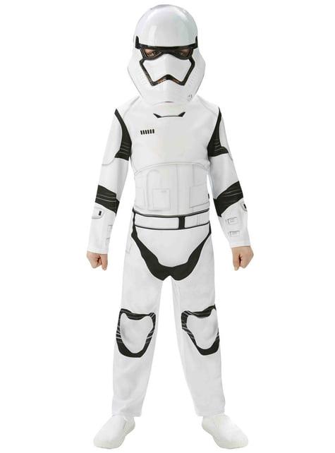 Stormtrooper Star Wars Episode 7 Kostüm für Kinder