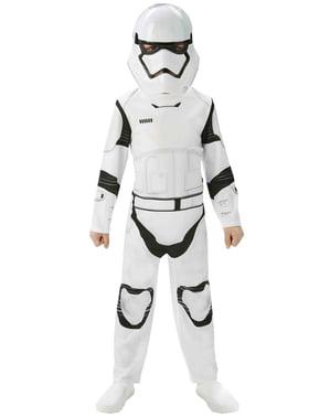 Disfraz de Stormtrooper Episodio 7 para niño