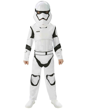 Stormtrooper Star Wars Episode 7 Kostüm für Kinder