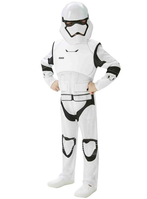Teens Stormtrooper Star Wars Episode 7 Deluxe Costume