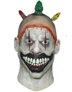 Класическа маска на американския ужас на клоуна
