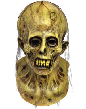 Masque zombie chasseur Les Contes de la crypte latex