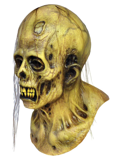 Zombie Hunter Tales from the Crypt Latex Mask