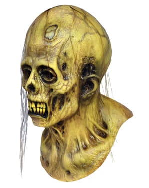 Zombiejeger Tales from the Crypt Maske Latex