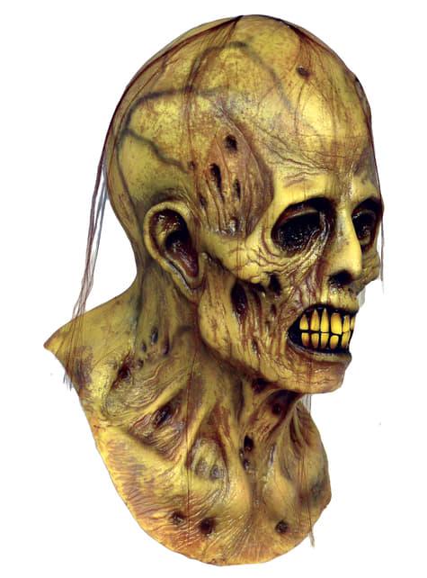 Máscara Zombie Cazador del Miedo Historias de la Cripta de látex - original