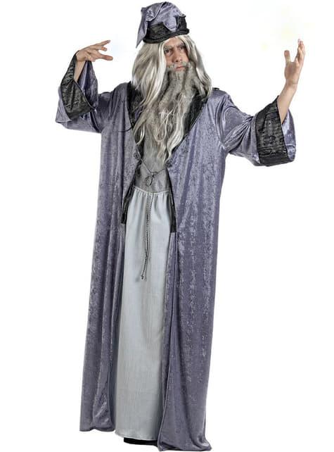 Merlijn tovenaar kostuum