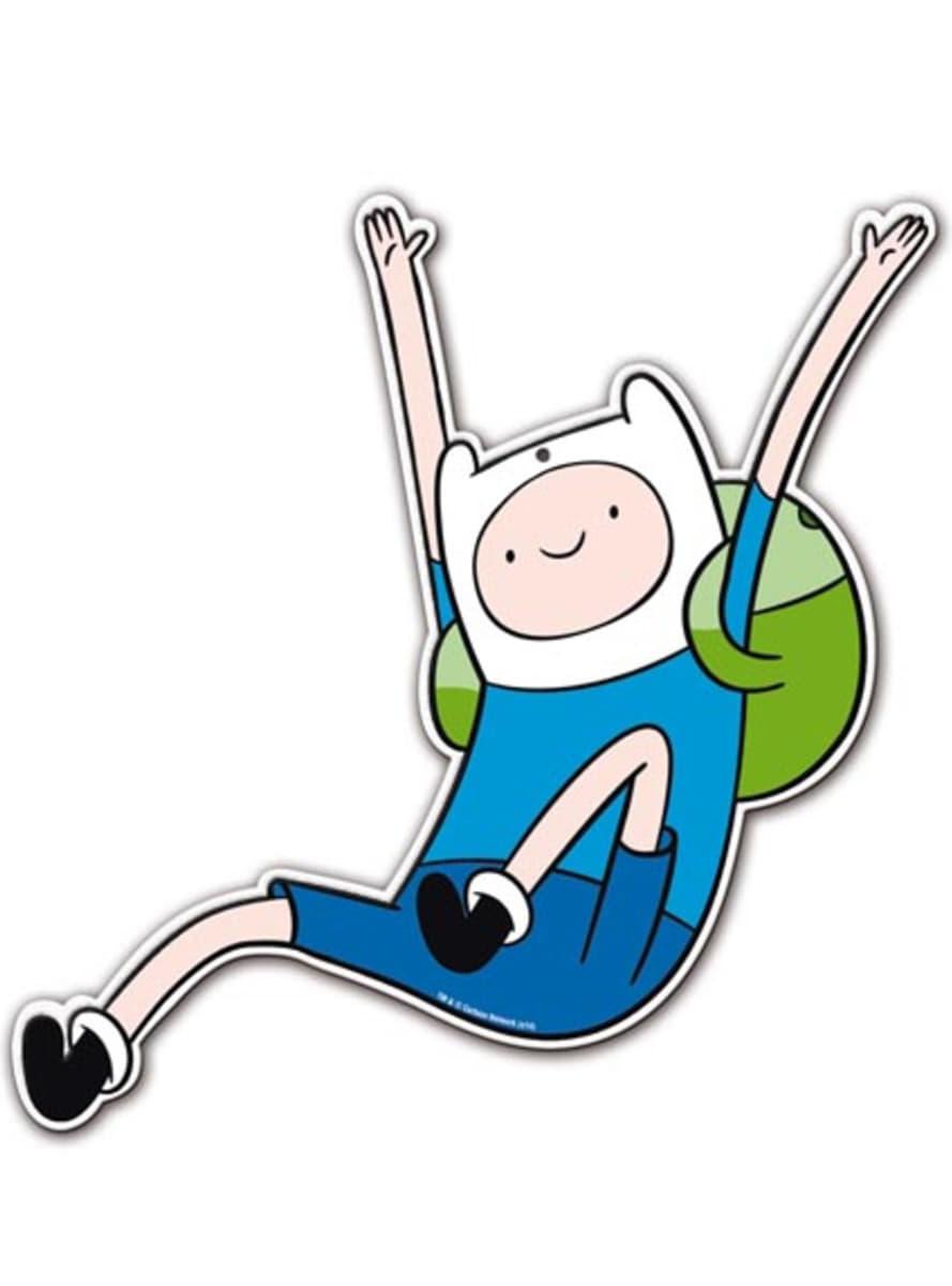 Adventure Time - Abenteuerzeit mit Finn und Jake Set 2 bewegliche ...
