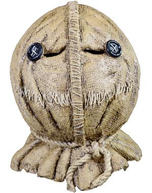 Lateksinen Scarecrow Sam -Naamio