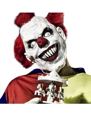 Killer Clown Maske