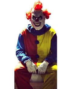 Costume da pagliaccio divertente per adulto Costume da pagliaccio  divertente per adulto fad8cabae4a8