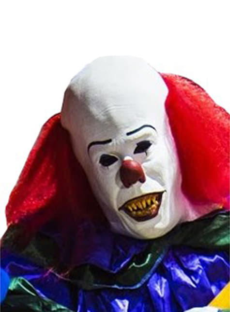 Killer Clown Uncle Mask