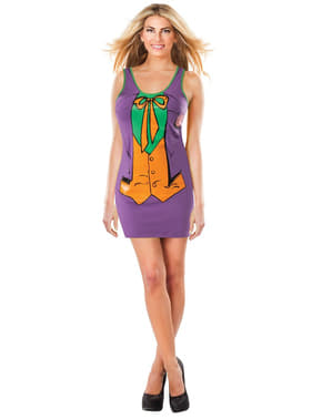 DC Comics Joker kjole kostume til kvinder