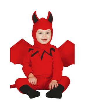 Djävul Maskeraddräkt Baby