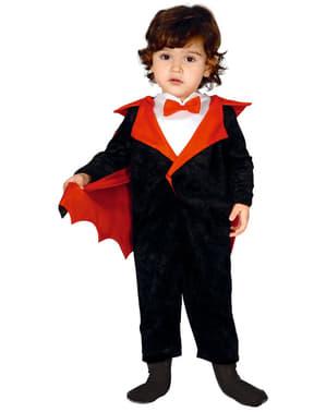 Disfraz de Drácula elegante para bebé