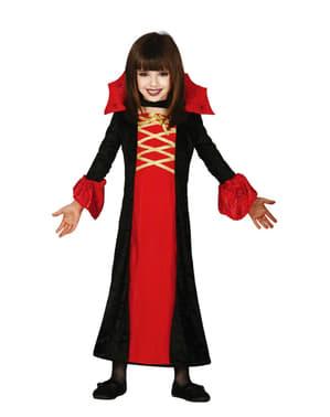 Vampirin Kostüm für Mädchen