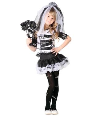 Corpse Bride Kostüm für Mädchen