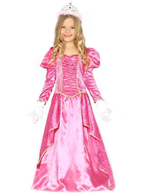 Déguisement princesse adorable fille