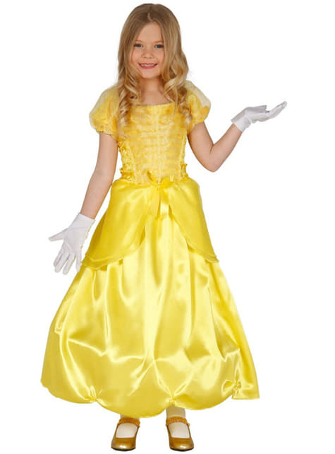 Girls Beautiful Princess Costume