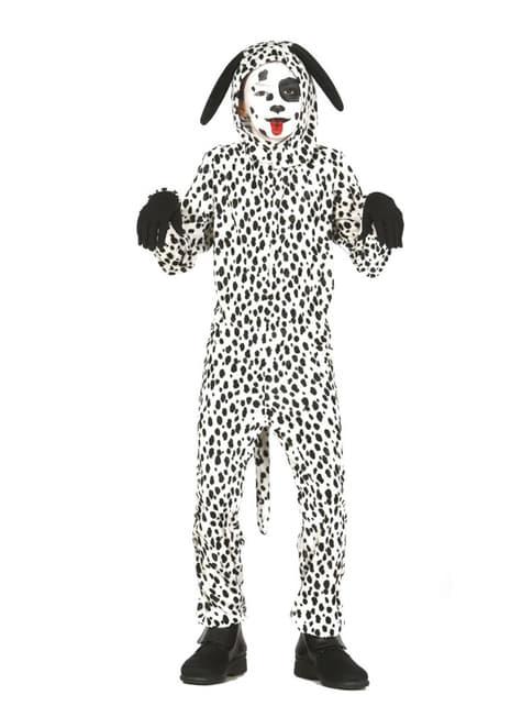 Disfraz de perro dálmata infantil