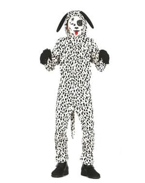 Kostým klasický Dalmatinský pes pro děti