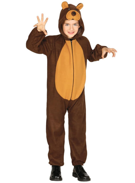 Παιδική Στολή Αρκούδα