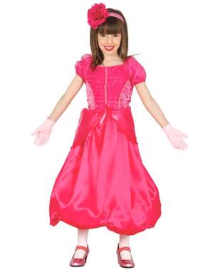 Disfraz de princesa tierna para niña