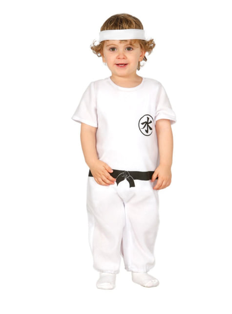 Babies Kung Fu Costume