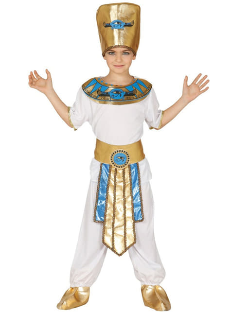Boys Ancient Pharaoh Costume