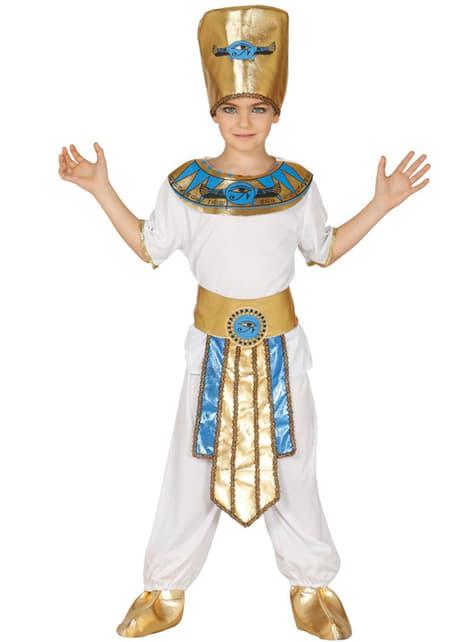 Oud farao kostuum voor jongens