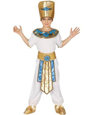 Costum de faraon milenar pentru băiat
