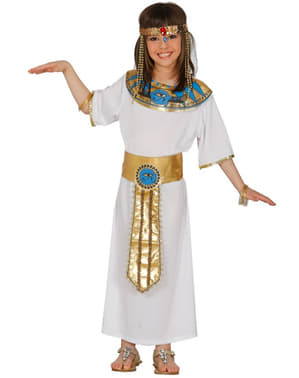 Girls Ancient Egyptian Costume