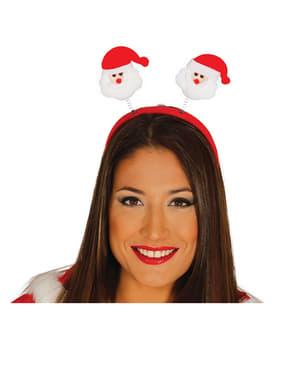 Julenisse Hodepynt Dame