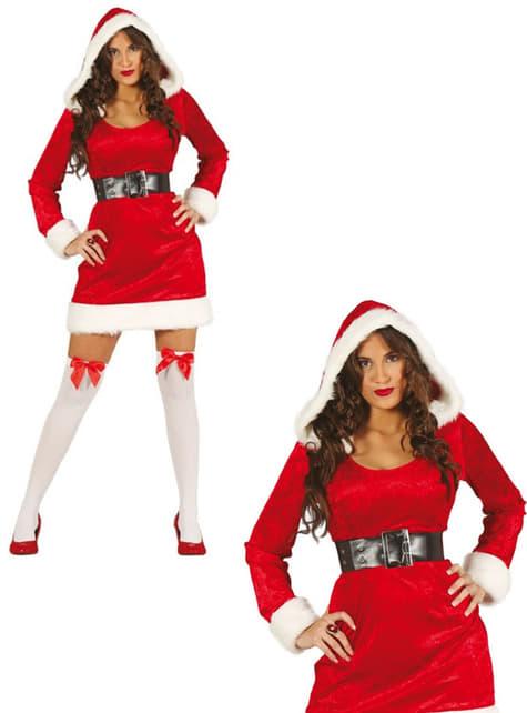 Disfraz de Mamá Noel classic para mujer