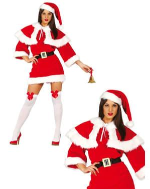 Bayan Anne Noel Deluxe Kostüm